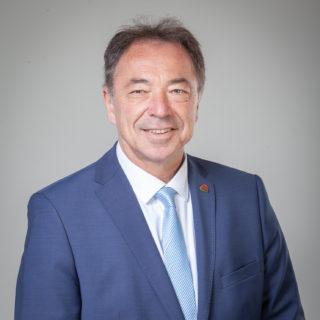 Siegfried Eckert Bürgermeister Gutach